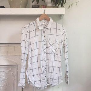 Gap Flannel Button Down Shirt